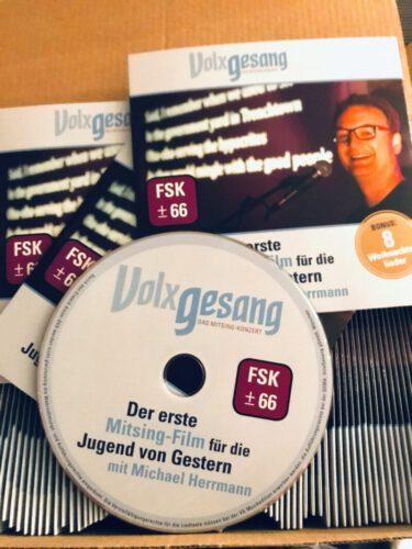 DVDs-ausgepackt